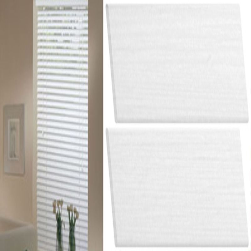 White Real Wood Venetian Blinds Made To Measure Natural