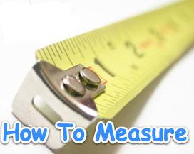 How to measure for vertical blinds