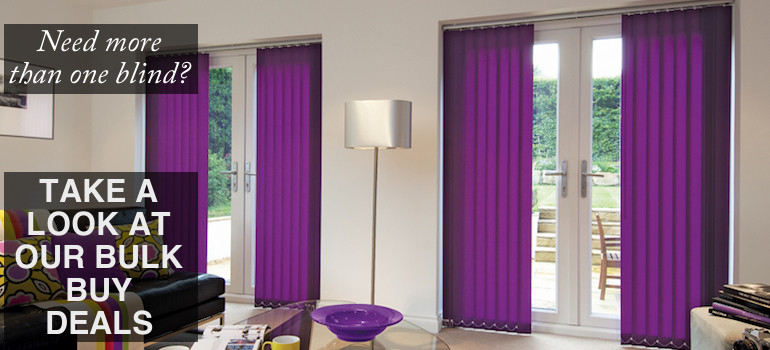 Cheapest Vertical Blind Deals