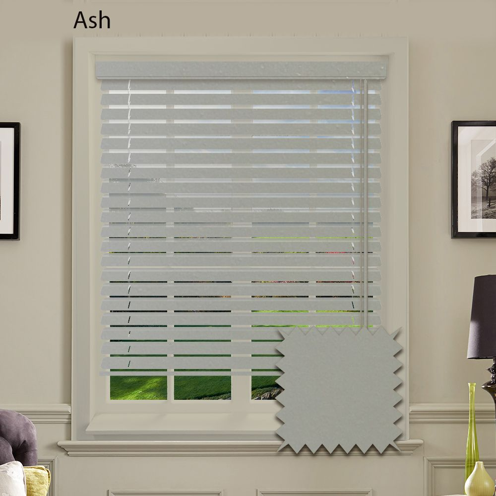 Sunwood Essentials Real Wood Venetian Blinds Made To