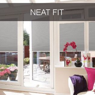 Perfect Fit & Neat Fit Blinds