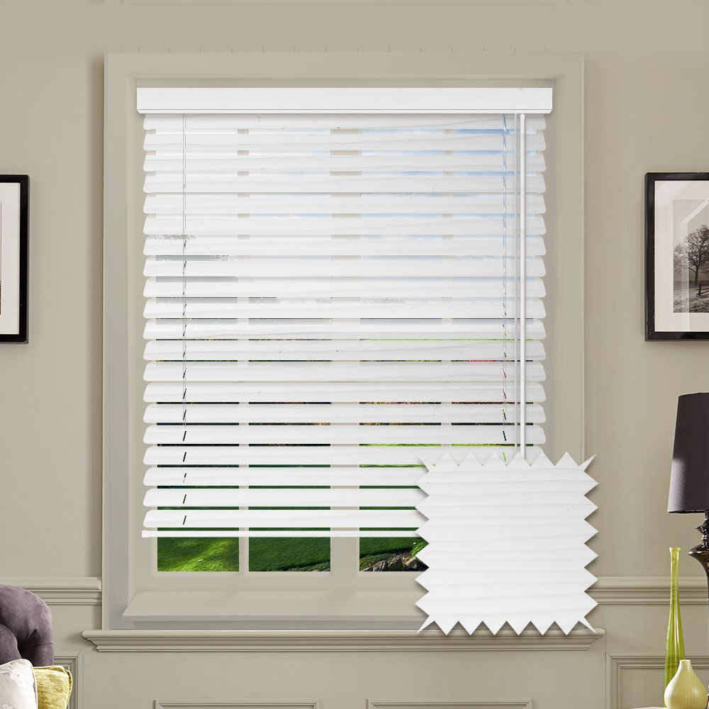 Cheapest White Faux Wood Venetian Blinds Just Blinds